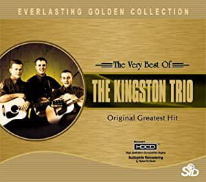 The Very Best Of THE KINGSTON TRIO Original Greatest Hit [CD] SICD-08023