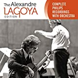 The Alexandre Lagoya Edition - Complete Philips Recordings With Orchestra