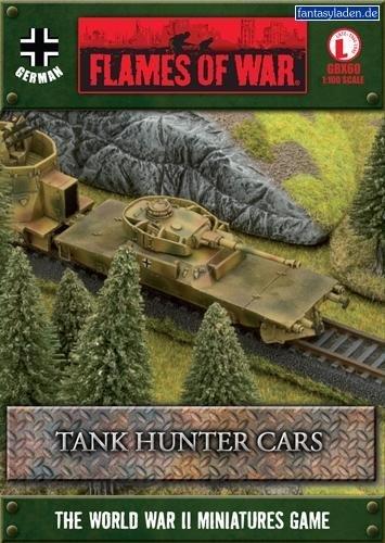 Flames of War Boxed Sets - Tank Hunter Car - FWGBX60 by Flames of War [並行輸入品]