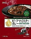 ハウス ビーフマイスターカレー ワイン&ペッパー 200g×5個