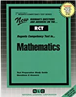 Regents Competency Test in Mathematics: Test Preparation Study Guide Questions & Answers (Regents Competency Test Series)