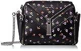 (ディーゼル) DIESEL レディース フラワープリント ミニショルダーバッグ LE-ZIPPER LE-BHONNY - cross bodybag X04838P0047 H3645 UNI