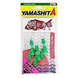 ヤマシタ(YAMASHITA) タイラバ 鯛歌舞楽 替玉パーツ グリーン #04 568-196 ルアー
