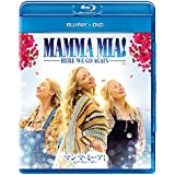 マンマ・ミーア! ヒア・ウィー・ゴー ブルーレイ+DVDセット<英語歌詞字幕付き>