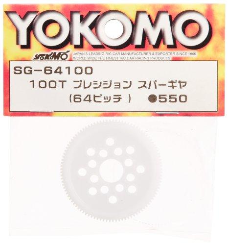 100T プレシジョンスパーギヤ (64ピッチ) SG-64100