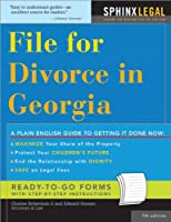 File for Divorce in Georgia (Legal Survival Guides)