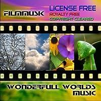 Wonderfull Worlds license royalty copyright free indie score Gemafreie Filmmusik【CD】 [並行輸入品]