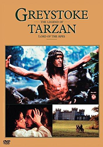 グレイストーク -類人猿の王者- ターザンの伝説 [DVD]の詳細を見る