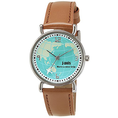[ジェイ・アクシス]j-axis 腕時計 ファッション AL1224-CA レディース