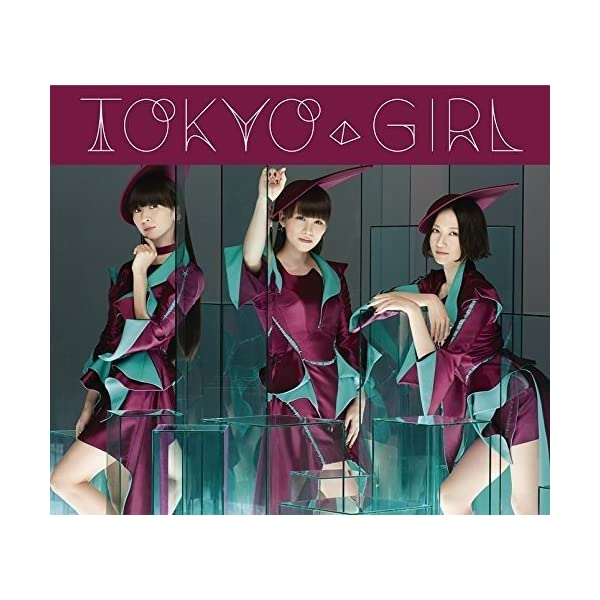 TOKYO GIRL(初回限定盤)(DVD付)の商品画像