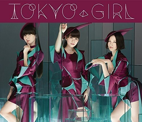 TOKYO GIRL(初回限定盤)(DVD付) Single, CD+DVD, Limited Edition, Maxi