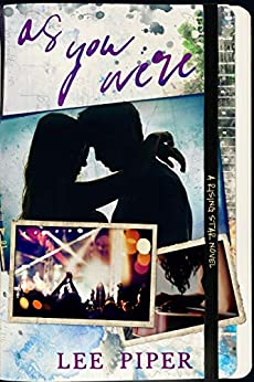 As You Were (Rising Star Book 2) by [Piper, Lee]