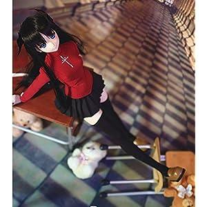 doll SK Fate/stay night フェイトステイナイト 遠坂凛  ドール用衣装 コス コスプレ 服 DD SD 1/3 サイズなど  凛