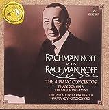 THE 4 PIANO CONCERTOS 画像