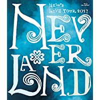 NEWS LIVE TOUR 2017 NEVERLAND(BD通常盤)