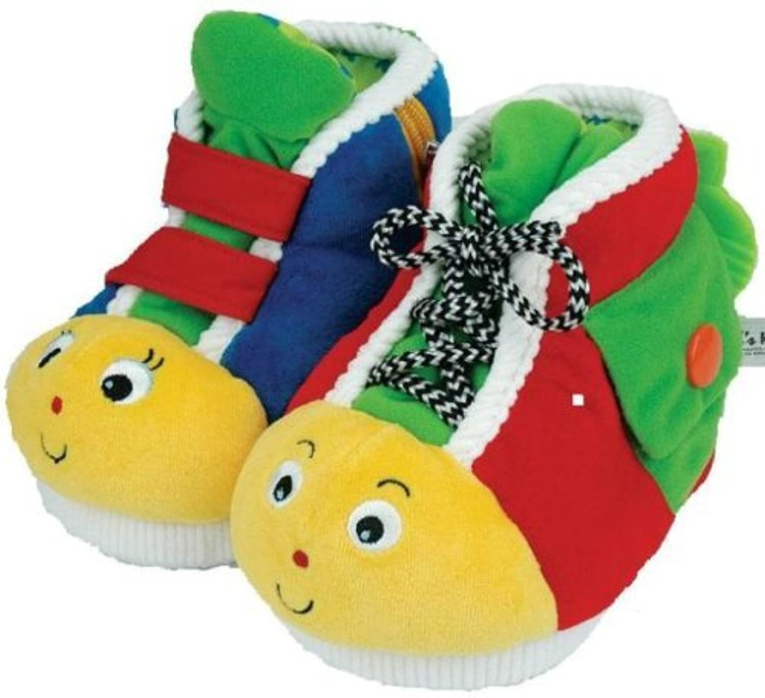 Learning Shoes on Little Feet