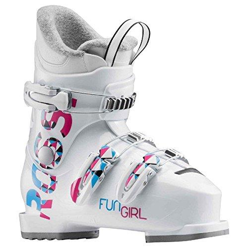 ROSSIGNOL(ロシニョール)FUN GIRL J3 ジュニア スキーブーツ ガールズ RBG5130 WHITE 20.5