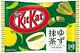 ネスレ日本 キットカット ミニ ゆず抹茶 11枚 ×12袋
