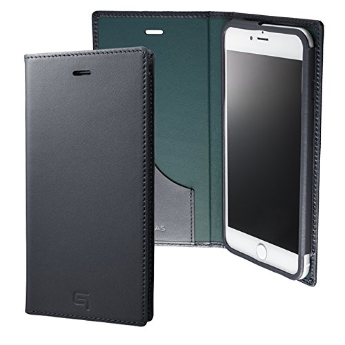 GRAMAS Full Leather Case for iPhone 8 Plus/7 Plus グラマス 手帳型レザーケース 本革