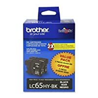 Brother MFC-5895CW Black Ink Twin Pack (OEM) 900 Pages Ea. by Brother