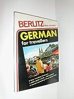 German Phrase Book (Berlitz Phrasebooks)