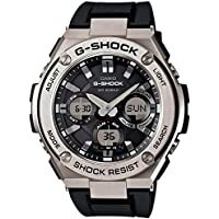 Casio G-Shock G-Steel Analogue/Digital Mens Solar Watch GSTS110-1A GST-S110-1ADR