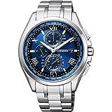 [シチズン]CITIZEN 腕時計 ATTESA アテッサ ペア限定モデル Eco-Drive エコ・ドライブ 電波時計AT8041-54L メンズ