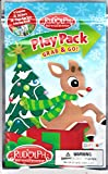 Rudolph the Red-Nosed Reindeer Grab & Go Play Pack