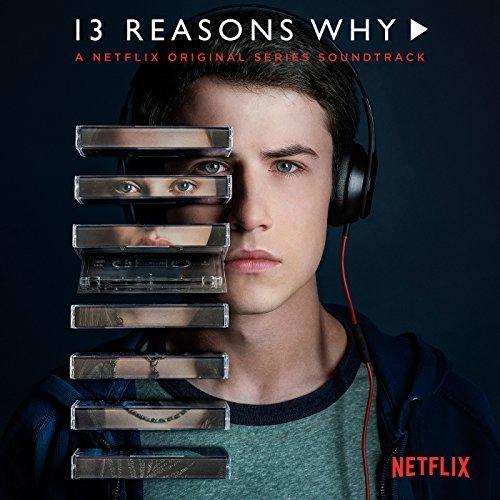 13 reasons why song13曲の理由 kk528 61x61cm [並行輸入品]