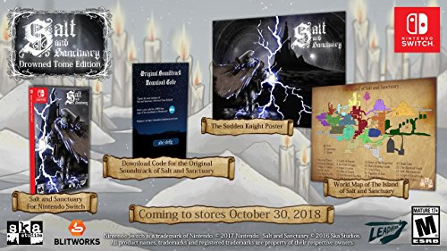 Salt and Sanctuary - Nintendo ...