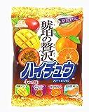 森永製菓 琥珀の贅沢ハイチュウアソート 77g×6袋