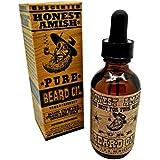 Honest Amish - Pure Beard Oil - 60ml - Fragrance Free