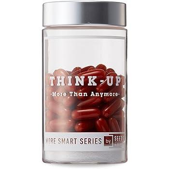 SEEDS & SUPPLY サプリメント MORE SMART SERIES THINK-UP 90粒