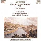 Mozart - Piano Concertos Nos, 20 & 13 (1991-03-21)