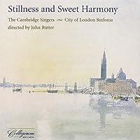 Stillness and Sweet Harmony (1996-10-10)