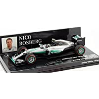 Mercedes AMG Petronas f1 Team Nico Rosberg Winner Japenese Grand Prix 2016 Diecast Model in 1 : 43 Scale by Minichamps