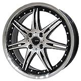 MOMO Tires(モモタイヤ) サマータイヤ&ホイール OUTRUN M-3 195/55R16 Advanti(アドヴァンティ・レーシング) 16インチ 4本セット
