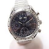 (オメガ)OMEGA 3521.80 スピードマスター トリプルカレンダー 腕時計 SS メンズ 中古