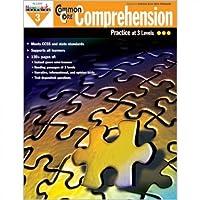 Newmark学習共通コアComprehension practice-グレード3