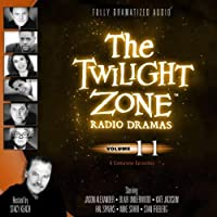 The Twilight Zone Radio Dramas Volume 11 (Fully Dramatized Audio Theater hosted by Stacy Keach) [並行輸入品]