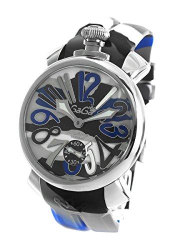ガガミラノ GaGa MILANO 腕時計 マヌアーレ カモフラージュ48MM メンズ 5010.15S[並行輸入品]