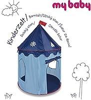 Blue Sailor with Flag Popup Play Tent Castle Pop Up [並行輸入品]