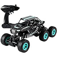 ESGOT ES-V819 RC Truck 1:14 2.4GHz 6WD High Speed RC Off-road Vehicle with 3 Strong Motors 【You&Me】 [並行輸入品]
