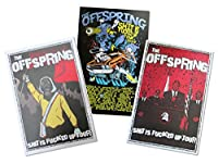 The Offspring Tour 2009three piece壁ポスターギフトセット