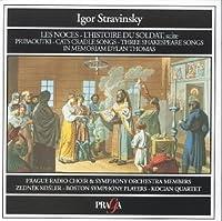 Les Noces / L'Histoire Du Soldat Suite by Stravinsky