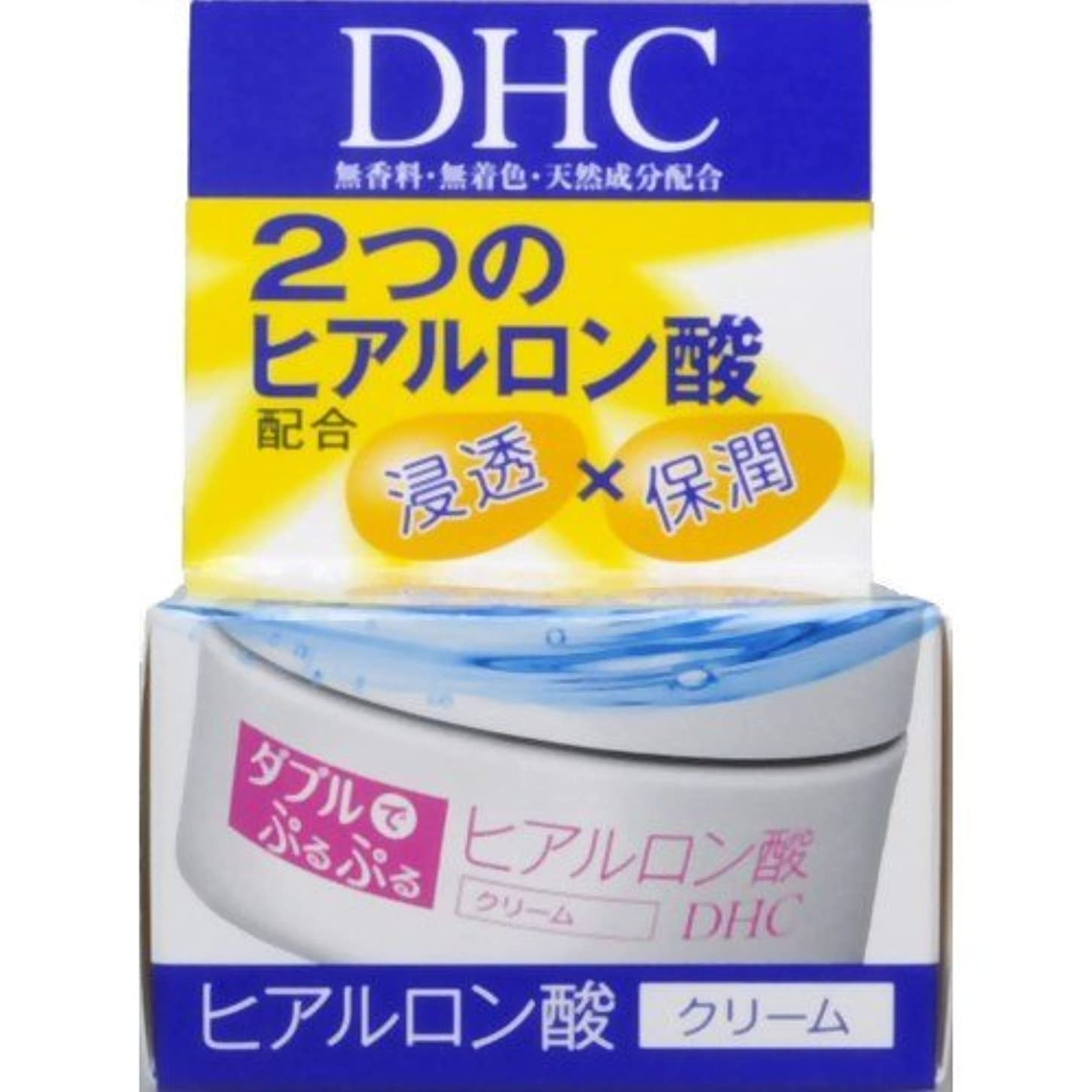 価値のないログ負荷DHC ダブルモイスチュアクリーム 50g