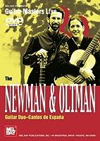 Newman & Oltman Guitar Duo-Cantos De Espana [DVD] [Import]