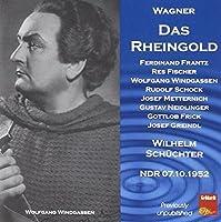 Wagner Rheingold Windgassen Frick 1952 by Schuricht (2004-06-21)
