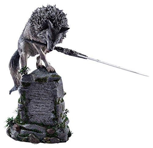 ダークソウル/ 灰色の大狼シフ スタチュー