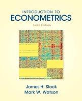 Introduction to Econometrics (Addison-wesley Series in Economics)